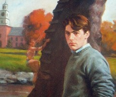 "an analysis of the character of finny in john knowles a separate peace Character analysis: gene forrester gene forrester is the narrator in the novel ""a separate peace"" he began by looking back to his high school years, contemplating all the memories, the good and bad, he shared with his classmates and friends, especially his best friend, finny."
